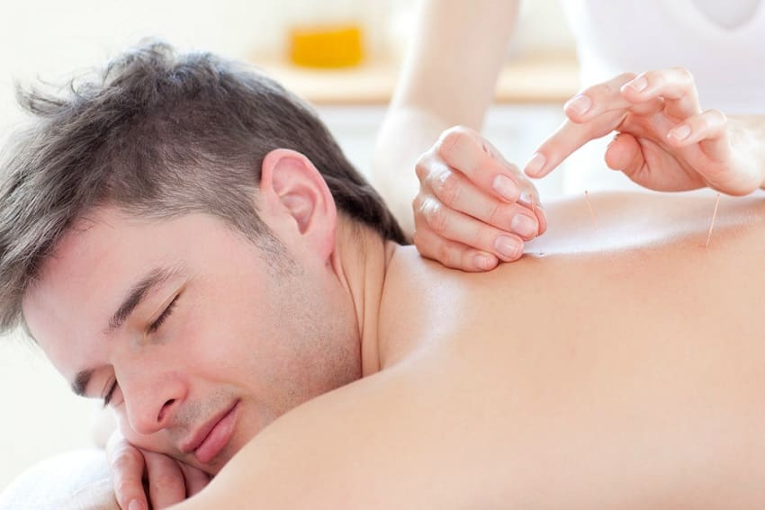 Dry Needling Massage Therapy Services - Muscle Tone