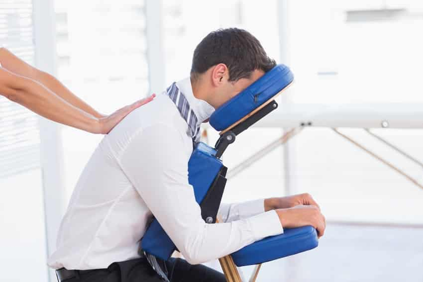 On-Site Massage -