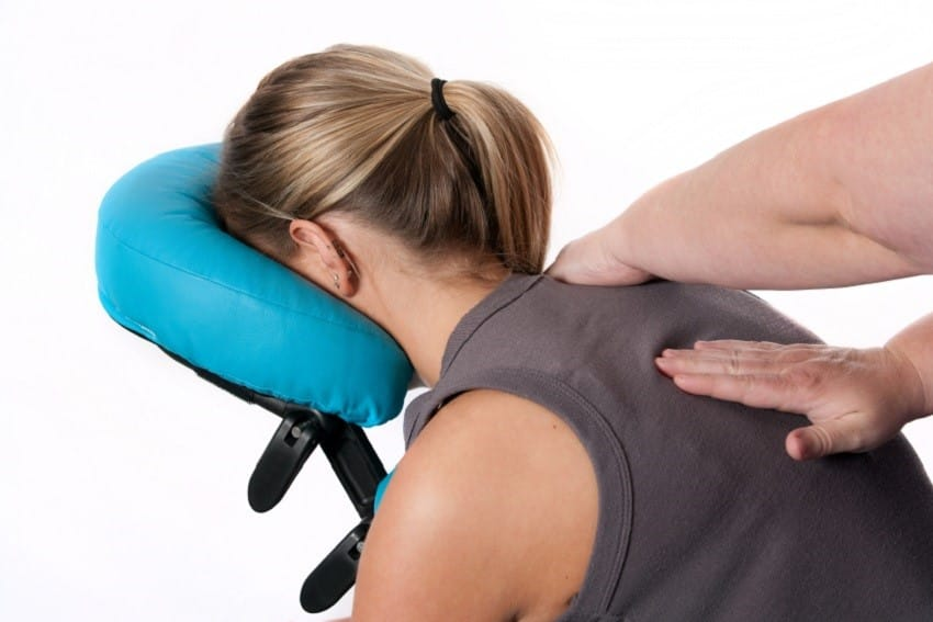 On-Site Massage Therapy Services - Muscle Tone